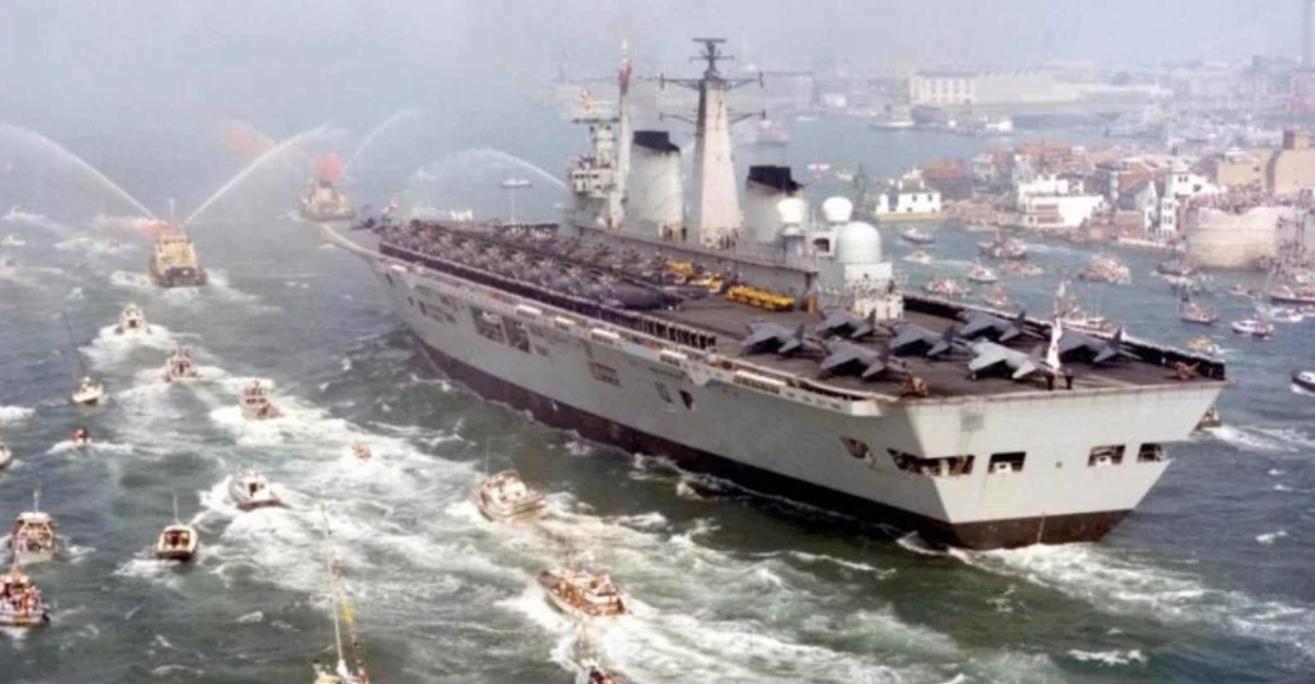 Twelve Reasons Why the Falklands War Was A Closer Call Than You Think